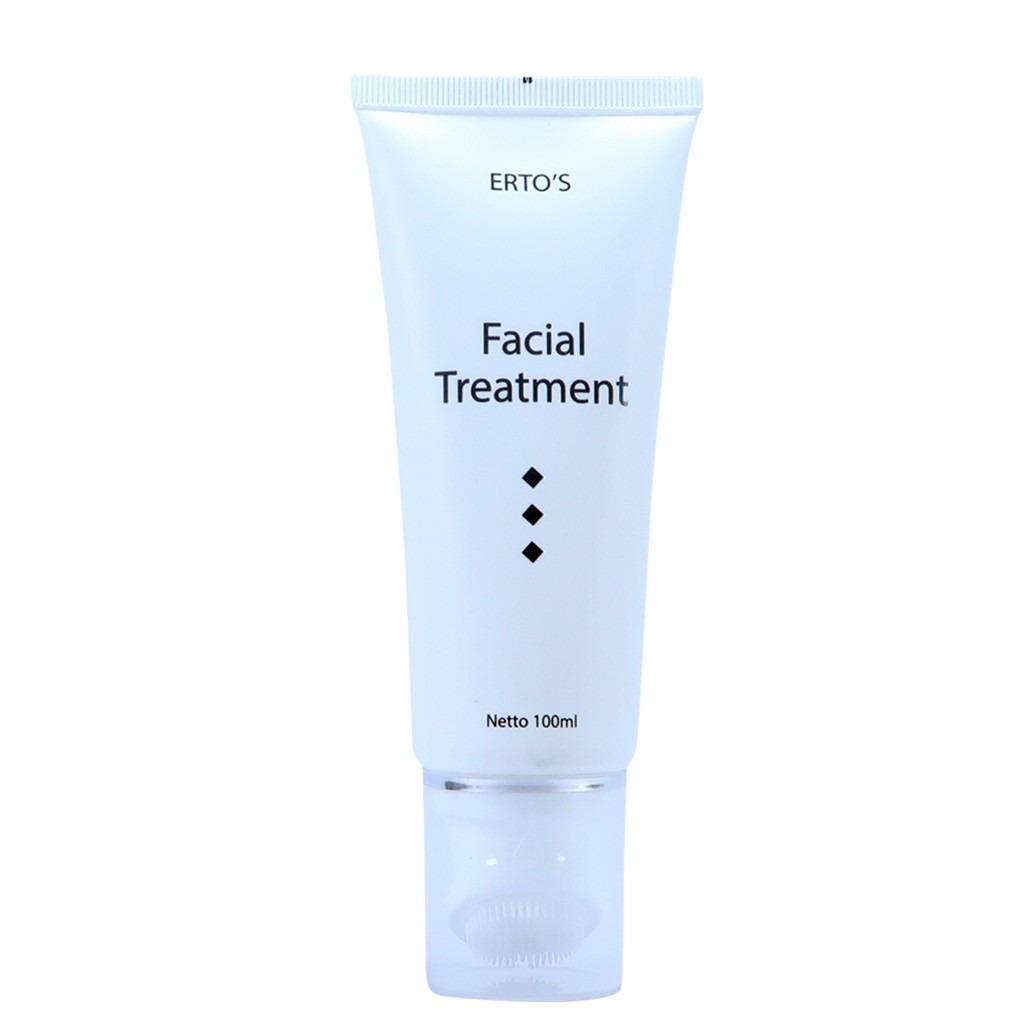 Erto's Facial Treatment