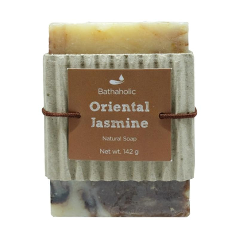 Bathaholic Oriental Jasmine Natural Soap