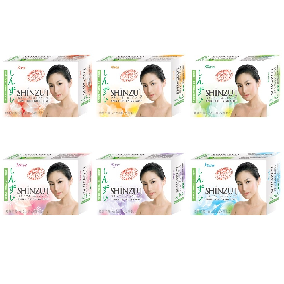 Shinzu'i Skin Lightening Soap