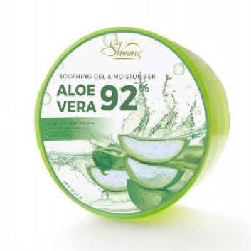 Shining Aloe Vera 92 Soothing Gel & Moisturizer