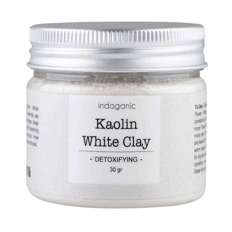 Indoganic Kaolin White Clay