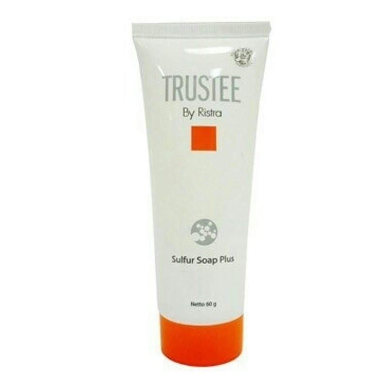 Ristra Trustee Sulfur Soap Plus