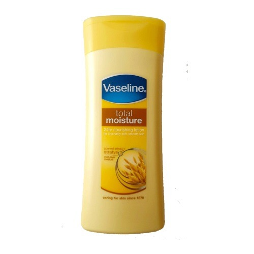 Vaseline Total Moisture Body lotion Pure Oat Extract
