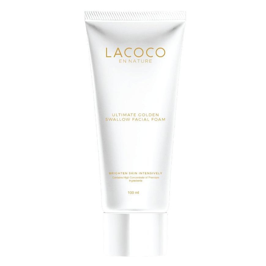 Lacoco Ultimate Golden Swallow Facial Foam
