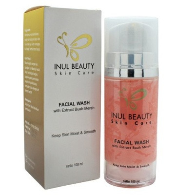 Inul Beauty Facial Wash