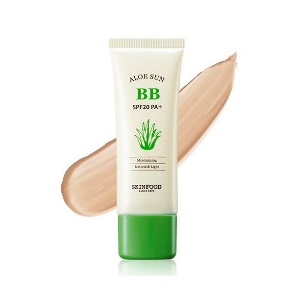 SKINFOOD Aloe Sunscreen BB Cream SPF20 PA +(UV Protection)