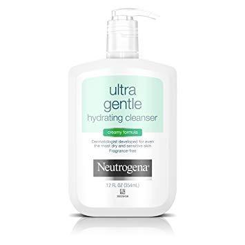 Neutrogena Ultra Gentle Hydrating Cleanser