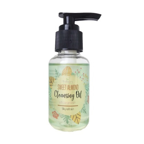 Folives Nature's Creation Sweet Almond Cleansing Oil