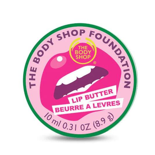 The Body Shop Dragonfruit Lip Butter