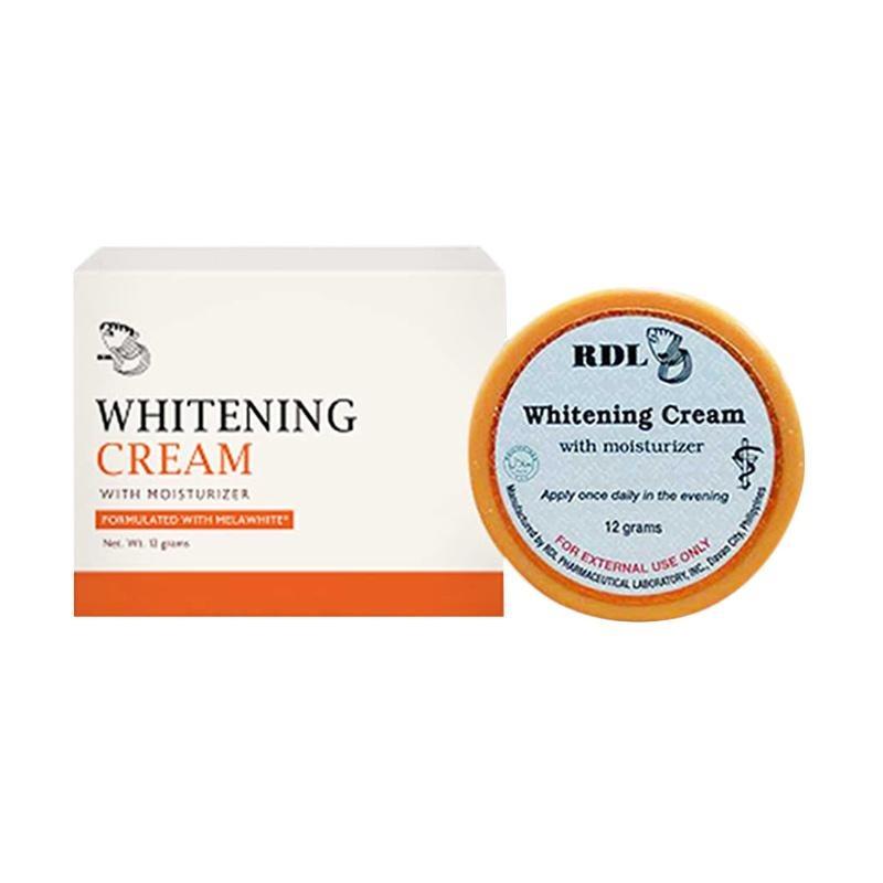 RDL Whitening Cream Pelembab Wajah