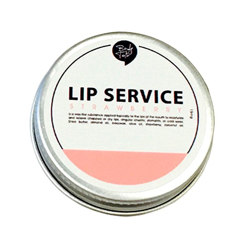 Bodytalk Lip Service Strawberry