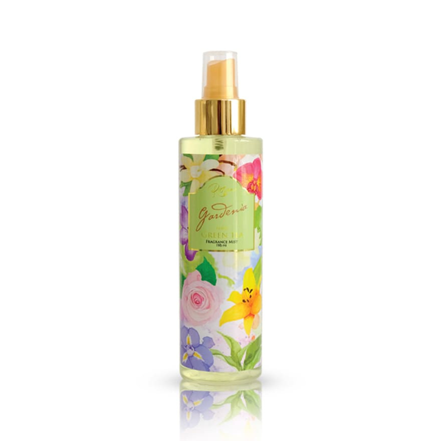 ROSSA Gardenia Flirty Green Tea Fragrance Mist