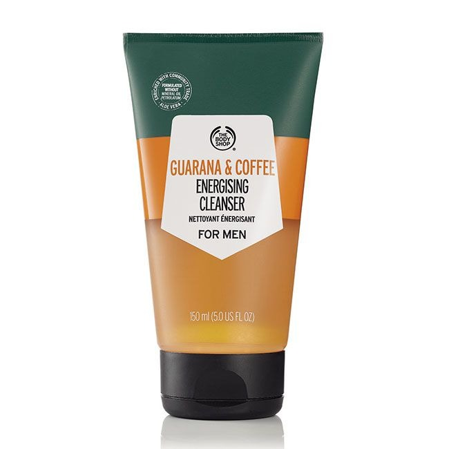 The Body Shop Energising Deep Cleanser Mens