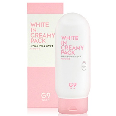 G9SKIN White in Creamy Pack