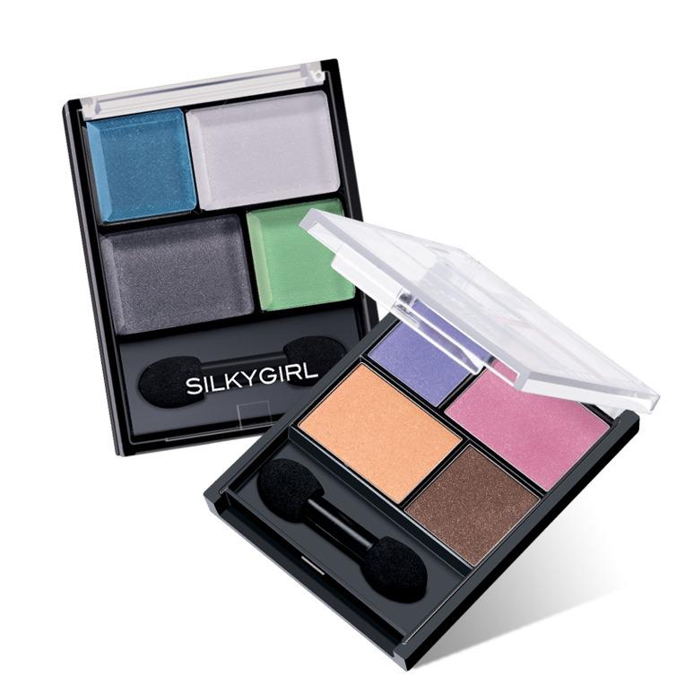 SILKYGIRL Blockbuster Color Palette