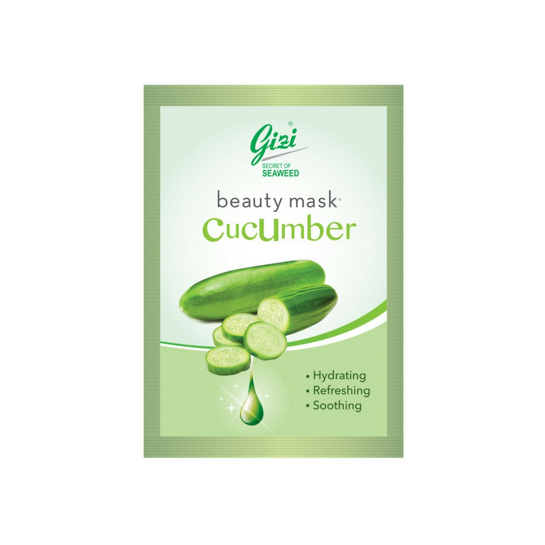 Gizi Beauty Mask Cucumber