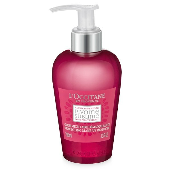 L'Occitane PIVOINE SUBLIME PERFECTING MAKE-UP REMOVER