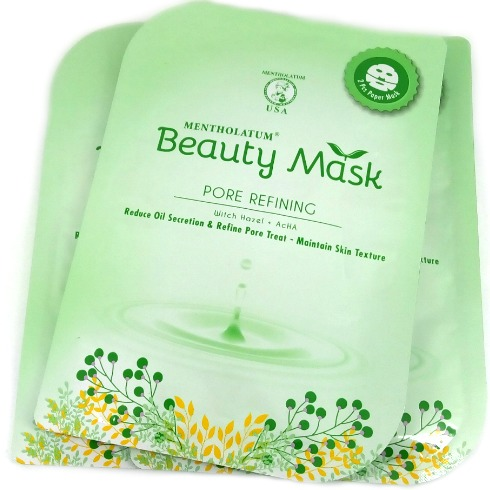 Mentholatum Beauty Mask Pore Refining