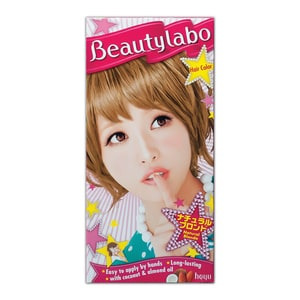 Beautylabo HAIR COLOR NATURAL BLONDE