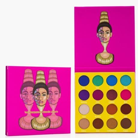 Juvia's Place Mini Masquerade Palette - Pink