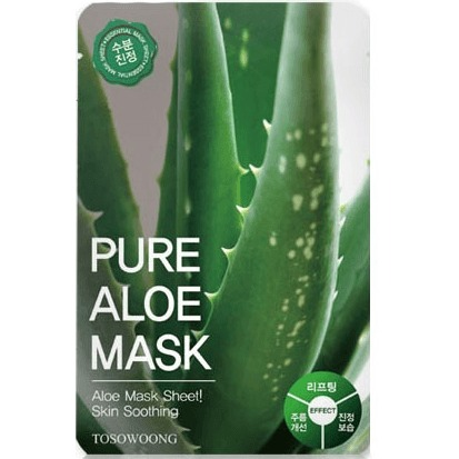 Tosowoong PURE ALOE MASK PACK
