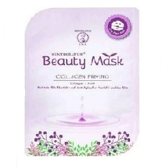 Rohto Mentholatum Beauty Mask Collagen Firming