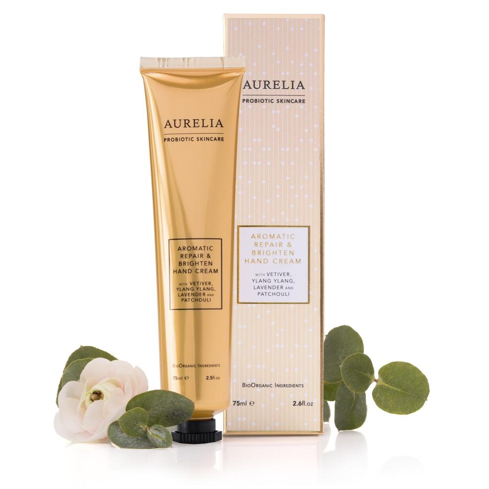 Aurelia Probiotic Skincare Aromatic Repair and Brighten Hand Cream