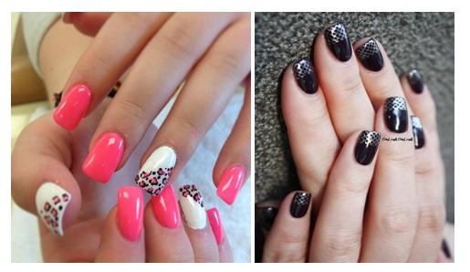 Gel nail atau Acrylic nail