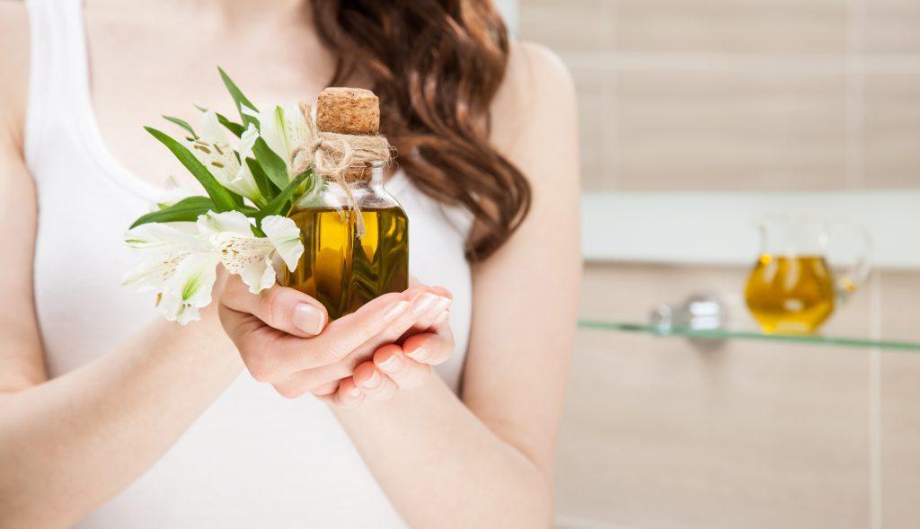 olive oil untuk menghilangkan bekas jerawat