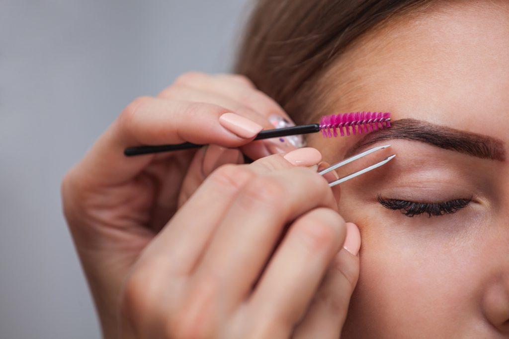 tips eyebrow shaping