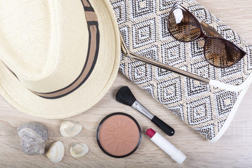 gaya makeup bernuansa musim panas