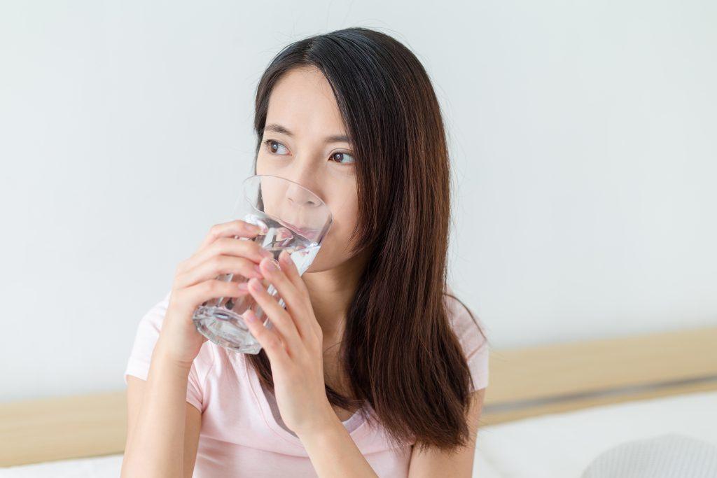 manfaat air untuk kulit dan rambut