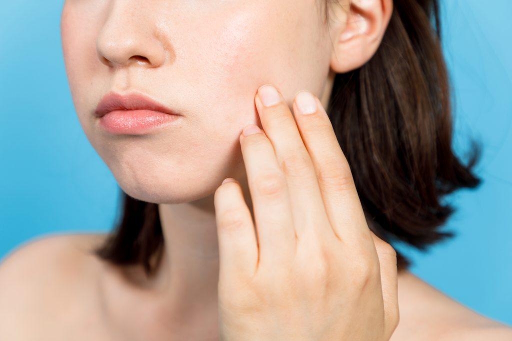 cara makeup kulit kombinasi