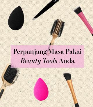 masa pakai beauty tool