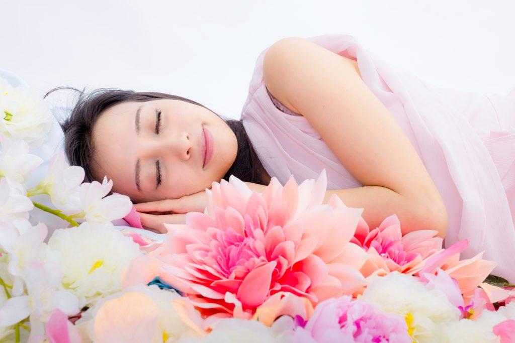 perawatan kecantikan sebelum tidur