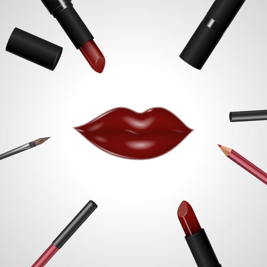 perbedaan produk bibir