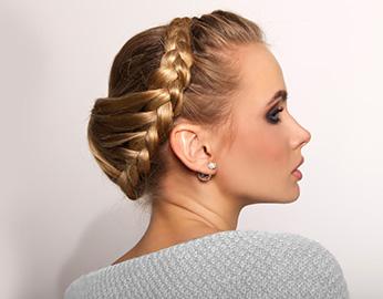 Inpirasi ragam model kepang rambut