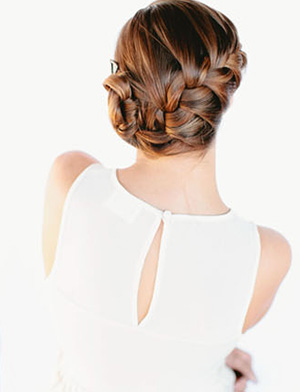 Inspirasi Ragam Model Kepang Rambut Cantik untuk Pesta foto H copy