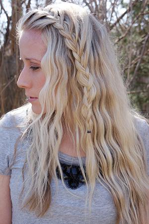Inspirasi Ragam Model Kepang Rambut Cantik untuk Pesta foto C