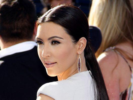10 model rambut Kim Kardashian
