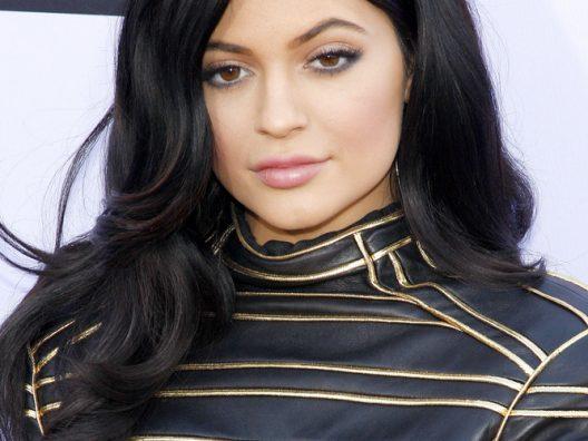 Ritual makeup Kylie Jenner
