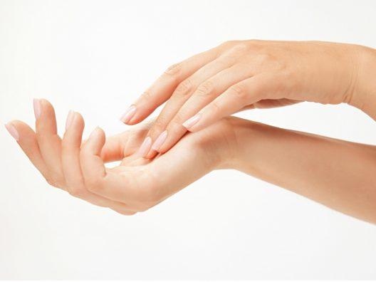 kulit tangan kering