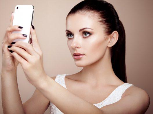 makeup tepat untuk selfie