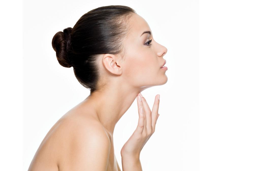 perawatan kulit leher