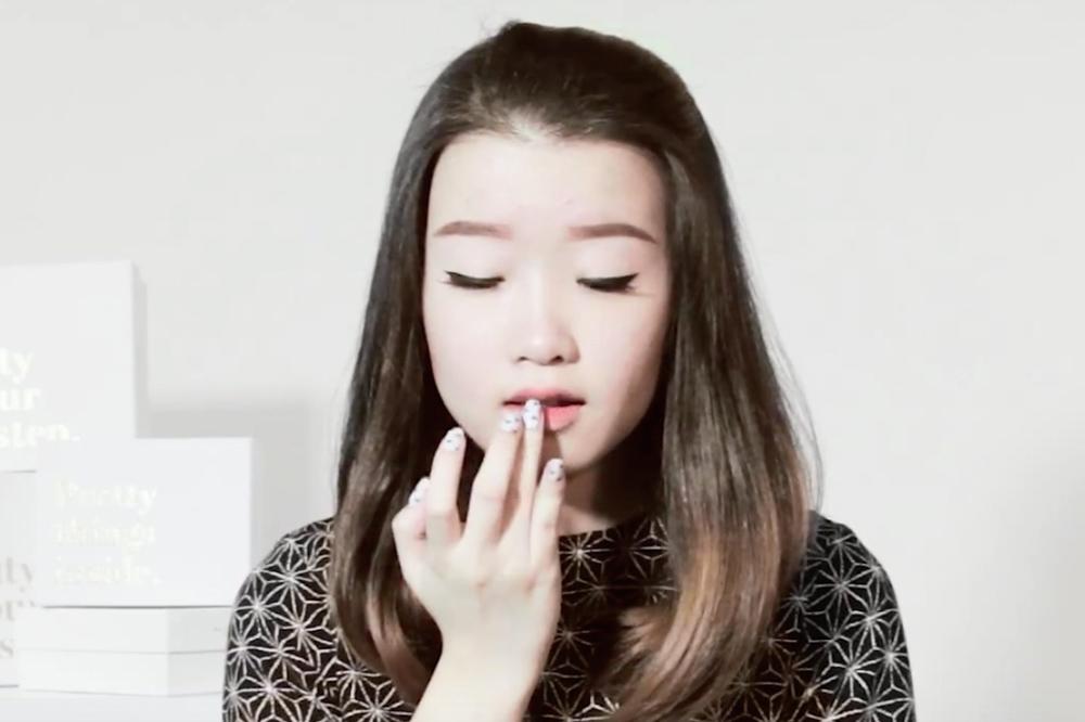 Cara mudah membuat ombre lips