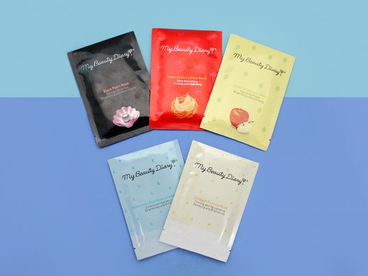 Review masker my beauty diary