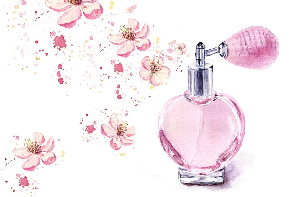 parfum beraroma floral