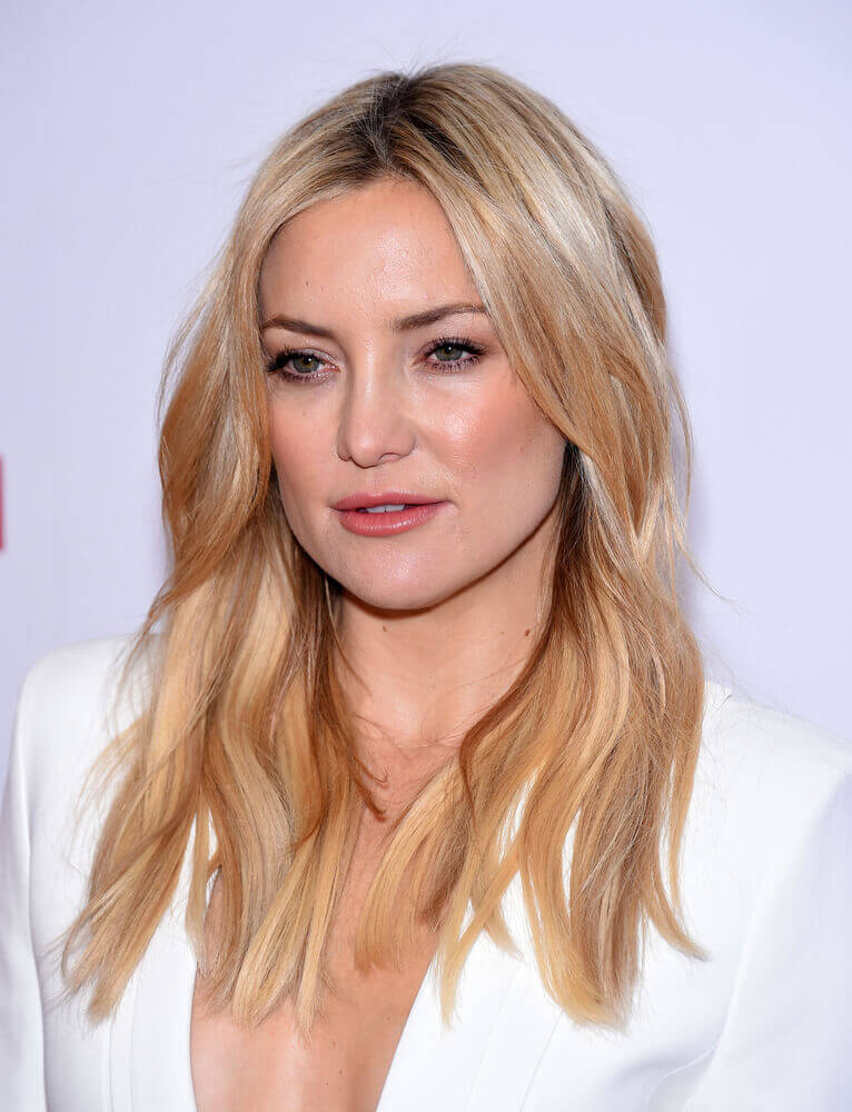 Tampil Natural ala Kate Hudson