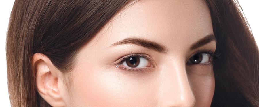 Mata yang berbinar