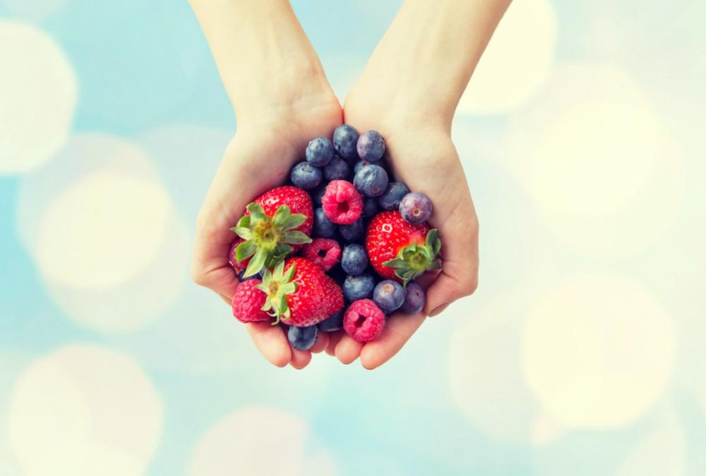 Kandungan Buah Berry